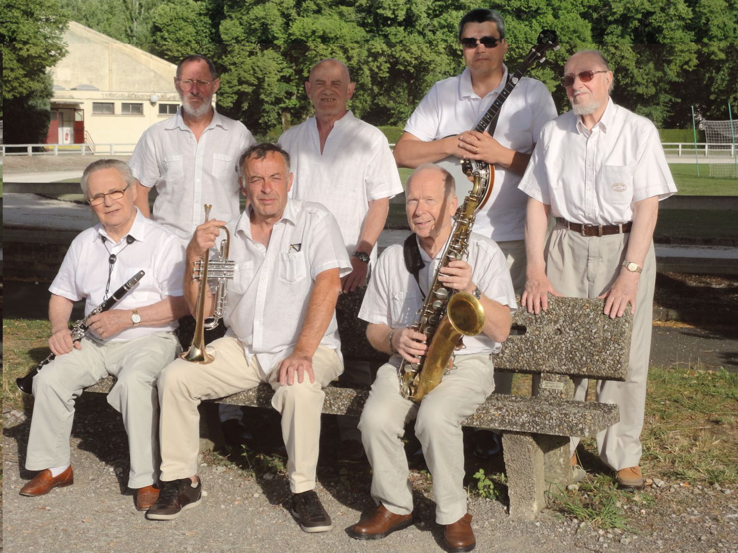 Trade Mark Jazz Band